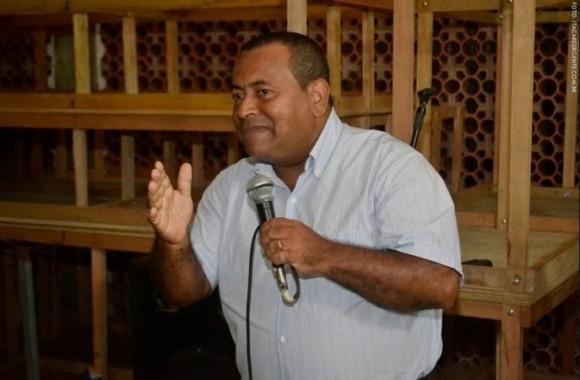 Prefeito de Itacaré é candidato único à presidência da Amurc.
