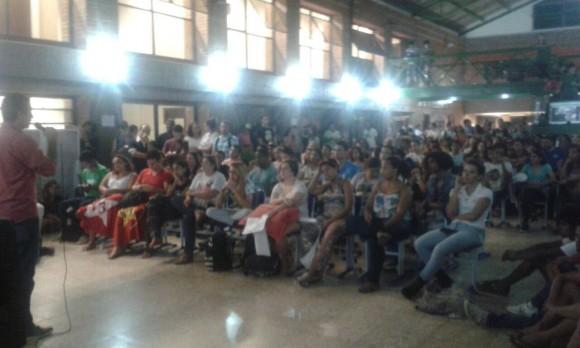 Assembleias nesta quarta decidiram pela ocupação dos campi da UFSB.