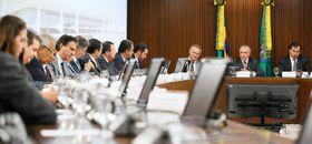 Acordo foi discutido em reunião na terça passada (Foto AB).