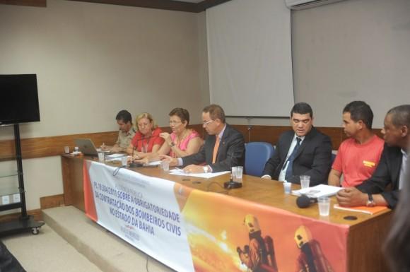 Projeto foi discutido numa das comissões da Assembleia Legislativa.