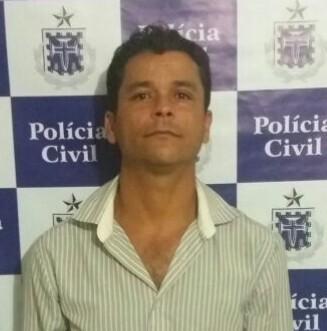 """""""Carioca"""" foi preso hoje à tarde em Valença."""