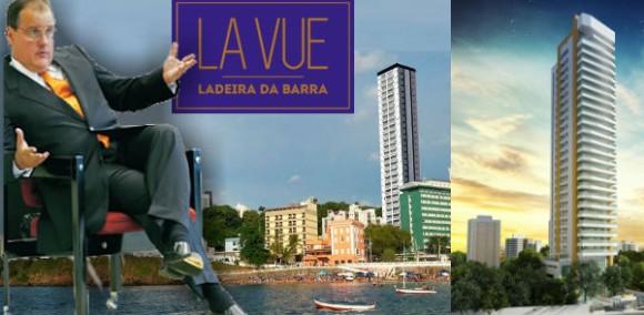 La Vue é um prédio de alto padrão, onde Geddel comprou apartamento (Montagem Tijolaço).
