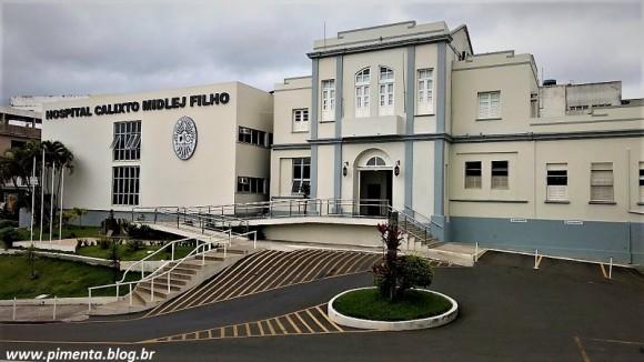Santa Casa de Itabuna emprega cerca de 1,8 mil funcionários (Foto Pimenta).