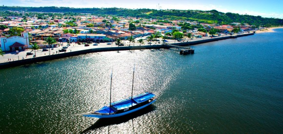 Visitar a bela Porto Seguro terá custo extra (Foto Google).