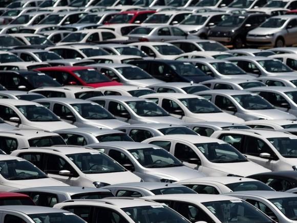 Venda de carros novos cresce entre outubro e novembro (Foto G1).