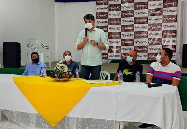 PRESIDENTE DA AMURC, MARCONE ANUNCIA CRIAÇÃO DA COPA DO CACAU DE FUTEBOL »  Pimenta